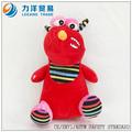 Juguetes lindos de la felpa para los niños rojo, personalizado juguetes, CE / ASTM seguridad stardard