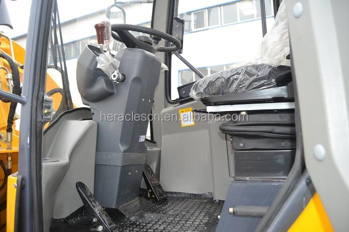 China pequeno mini carregadeira de rodas CE carregador da parte frontal para venda