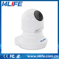 Smart Home System Camera IP Wireless Camera System 12V with Two-way Voice Talk
