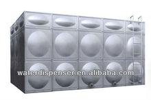 Tanque panel de agua de acero inoxidable 8-1000CBM