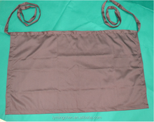Alibaba china European clients repeat order cotton waist accept customized apron