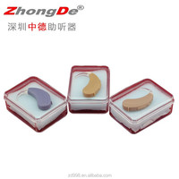 Digital Programmable earphone hearing aid