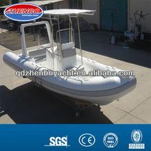 5.8m RIB Inflat jet boat for sale RIB580