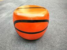 PU Children basket ball chair and stool