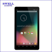 "SWELL ( Manufacturer) Top quality 7"" Stock Products Status and 16GB Memory Capacity tablet pc wifi"