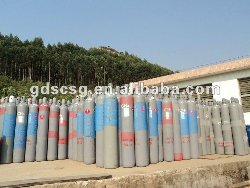 Etano C2H6 pura de gas gases especiales