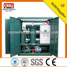 BZ Series Used Transformer Oil Treatments potable sewage treatment system