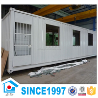 Modern 20ft Flat Pack Expandable Shipping Prefabricated Container House