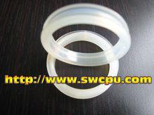 Transparent Plastic Ring & Plastic round ring