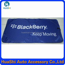 car window sunshade marketing and promotional materials