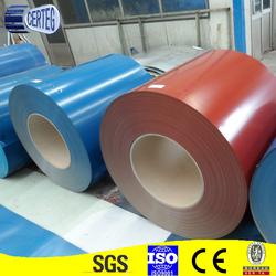 High Quality Asphalt Color Coating PPGI Prepainted Galvanized Steel Coil