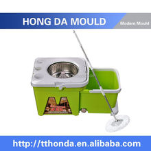 Spin Dry Mop - Compact Folding Mop Bucket System w/Two Refills