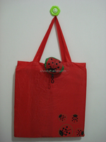 Perfect for resuable nylon folding shopping bag with pouch