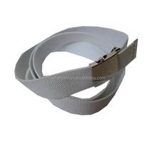 Wholesale Cheapest White Web Belt