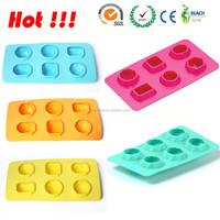 Non-sticky 100%food grade material silicone ice cream maker