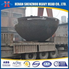 Hemispherical Heads for GAS CONDENSATE REFINERY