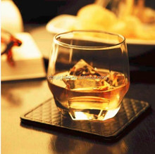 handmade mouthblown classic crystal the rock liquor glass