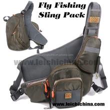 En stock Sling Pack de pesca con mosca