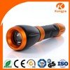 Emergency Camping Flashlight Rechargeable Long Distance Led Torch Light Flesh Torch