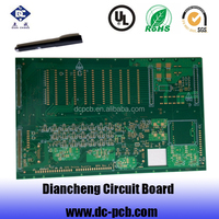 pcb board factory with lg lcd tv spare parts