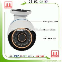 [marvio IPC 1MP]metal analog to ip camera converter with great price
