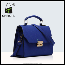 New design PU synthetic leather bag for female promotion