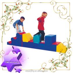 Preschool children toddler soft play gym equipment