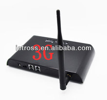 3G WCDMA FWT GATEWAY CAN connect with ordinary telephone set, PBX , VOIP Gateway, Billing meter etc