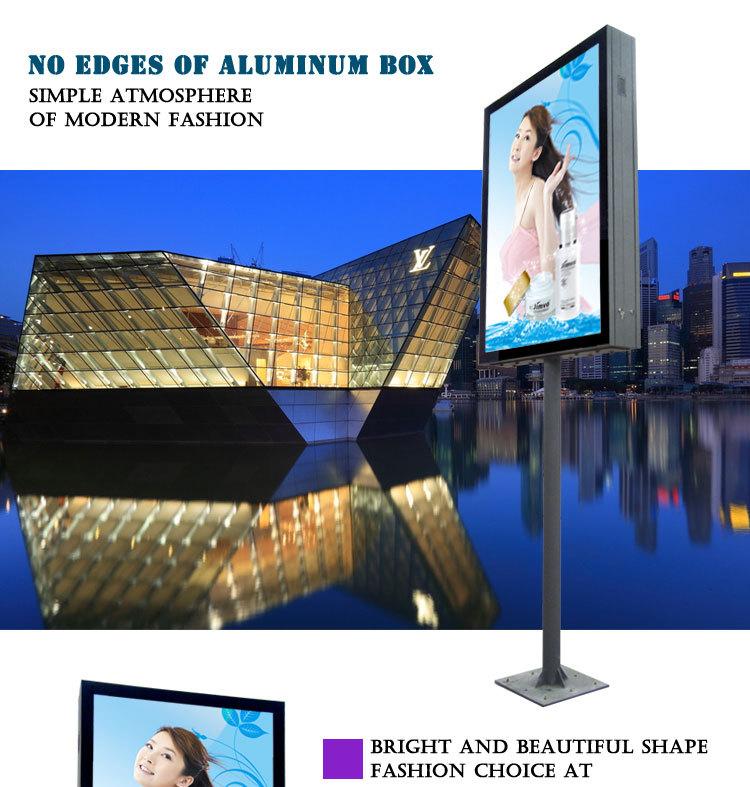 2015 New Style Acrylic Photofunia Photo Frame Stand