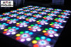 DJ lighting DMX portable led dance floors for sale wedding decoration