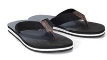 New model beach summer flip flop slipper for men