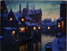2015 lastest peruvian painting led light for holiday gift cheap china wholesale