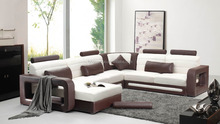Good quality large sectional furniture living room set 105A