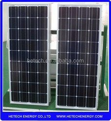 Buy from china online mono 120W solar panel price list