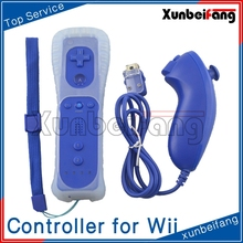 New blue for wii remote controller