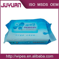 Chinese wet wipe manufacture supply OEM skin care facial tissue