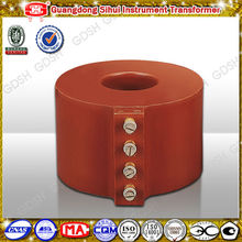 Good Reliability Cast Resin Isolation Round Core Transformer for Protection