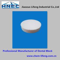 HNEC OEM zirconia ceramic dental block