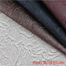 2015 hot selling new design pattern pvc leather raw material for making ladies bags