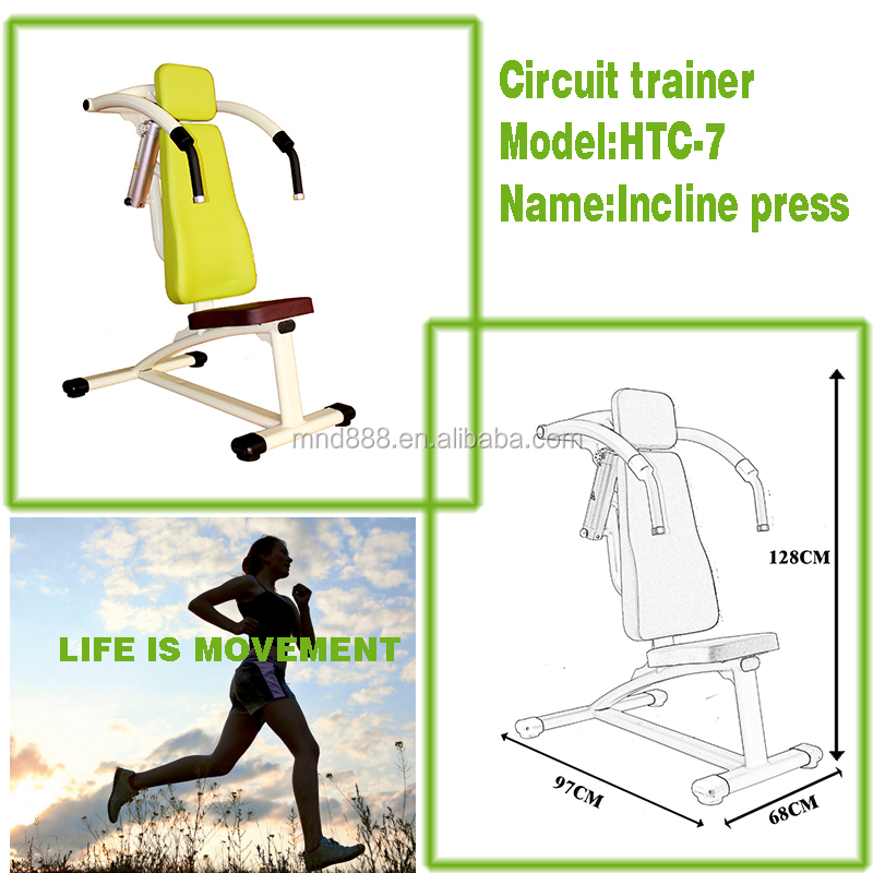 hydraulic exercise equipment hydraulic circuit training equipment for women