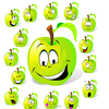 alibaba china healthy fruit food/ Palarich apple crisps187