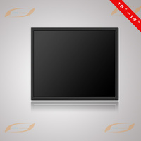 15 inch LCD/LED CCTV monitor with TFT panel