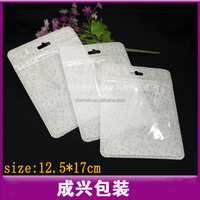 pp non woven beer bag white plastic bags with zipper pouch resealable plastic bags with handle