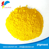 On sale best price pigment for plastic powder yellow 184