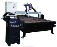 ZHAOZHAN ENVIRONMENTAL STEEL STRUCTURE TABLE STYLE CNC FLAME PLASMA CUTTING MACHINE