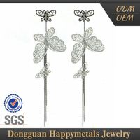 Best Factory Direct Sales Oem Design Greek Earring Jewelry With Sgs Certification
