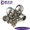 China supplier small stainless steel ball with hole