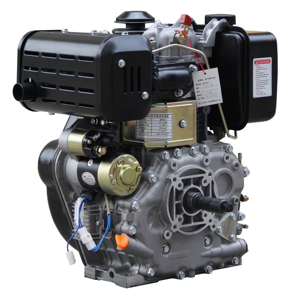 Ремонт одноцилиндрового дизельного двигателя
