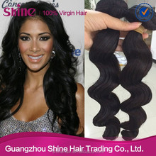 Healthy and full ends no split 100% unprocessed 7a raw indian hair hotsale