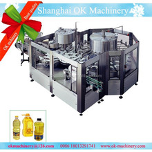 OK-032 High speed CSD Rotary oil filling machine
